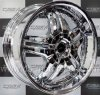 R20-0340 American Racing Burn 687 Chrome